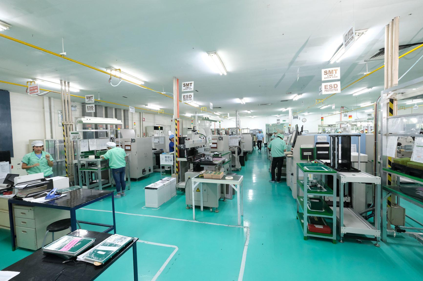 ユメックスフィリピン第二工場