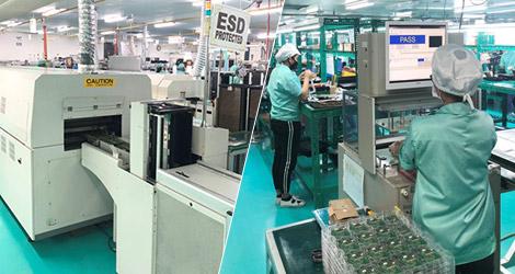 弊社フィリピン工場にて生産